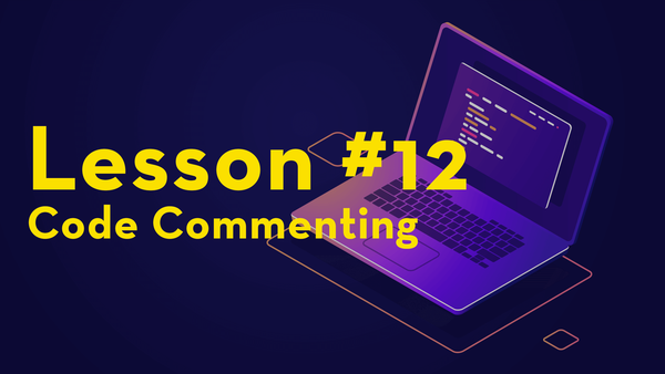 #12. Code Commenting video image